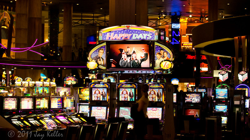 Casino in New York New York.