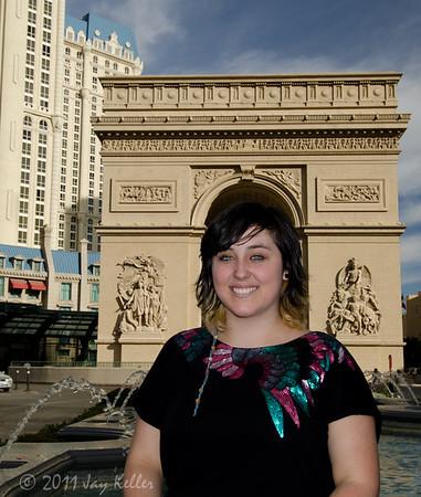 Diana's 21st Birthday in Vegas
