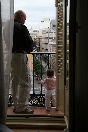 Diapering in Madrid