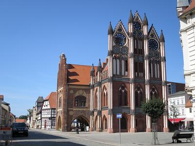 Stadhuis baksteengothiek