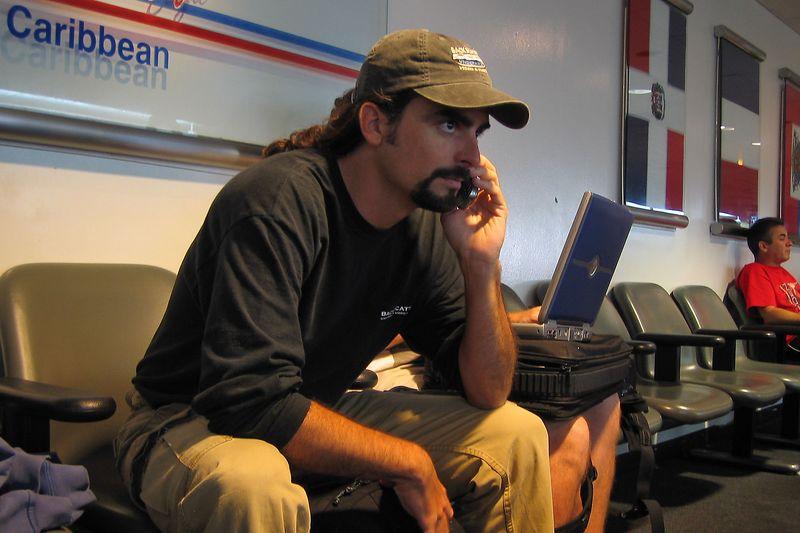 Berkley White, on the phone