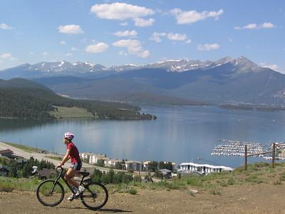 Dillon Bike Ride July '06