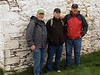David, Kevin, and John - Dingle, Ireland