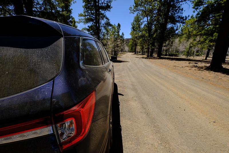 Cedar Breaks National Monument.