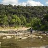 Paluxy River, Paluxy River, Dinosaur Valley State Park