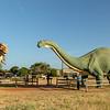 T-Rex & Brontosaurus, Dinosaur Valley State Park