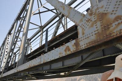 ...very, VERY low bridge...!