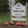 Welcome to Spring Lake, Incorporated March 1891, population around 12,000