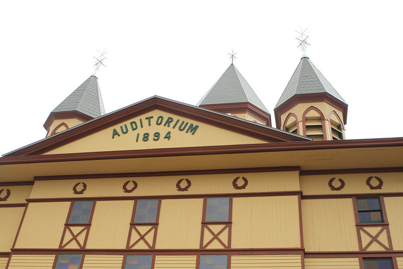 The Grand Auditorium circa 1894