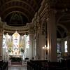 Interior of St. Catharine's