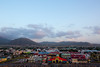 Buildings at dawn in St Kitts - 2016-02-05