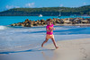 Mia at the beach in Antigua 2 - 2016-02-05