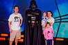 Steve, Darth Vader, Nina, Lisa, Mia - 2017-02-23
