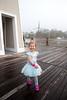 Happy Nina ready to go to Disney - 2018-02-17