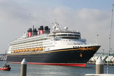 Disney Magic 5/28/05