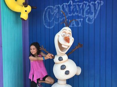 Disney Cruise Oct 2015