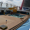 They cover the pools for Deck Parties....Sail Away is coming up!!