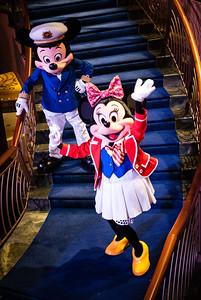 Mickey and Minnie - See Ya Real Soon!