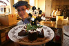 Room service Mickey at Boardwalk