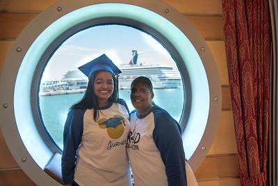 Disney Graduation Cruise 2017
