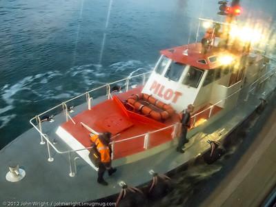 San Francisco Pilot Boat