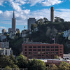 Telegraph Hill and the Coit Tower
