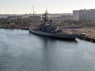 USS Iowa (BB-61) museum