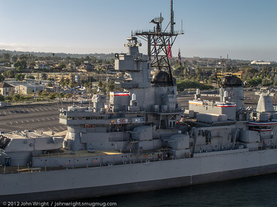 USS Iowa (BB-61) museum