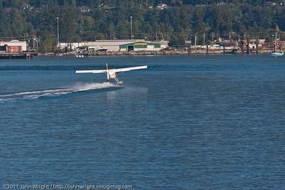 DHC-3 Turbine Otter takeoff