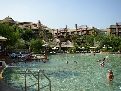 Animal Kingdom Resort Hotel