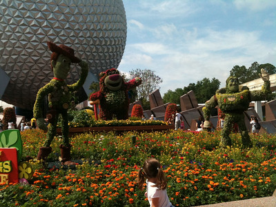 Disney World 2011