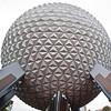 Disney Epcot Spaceship Earth