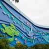 Disney Epcot - The Seas with Nemo & Friends