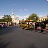 Disney World Magic Kingdom - Main Street