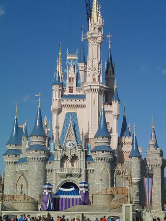 Disney World & Epcot - 2011