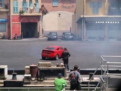 2014 August31 Disney Studios Stunt show