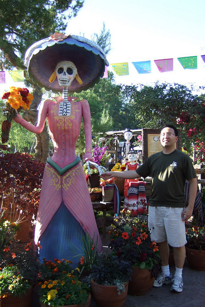 Me and Mrs. Muerto