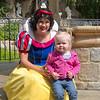 Katie meets Snow White