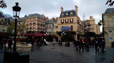 Ratatouille, the new attraction in Disney Studios