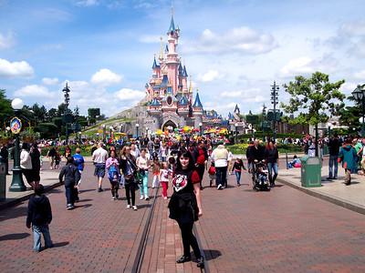 Disneyland (France) 2012