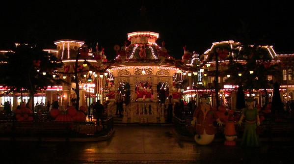 Disneyland (Halloween season, 2013)