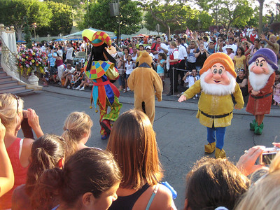 Disneyland - June 2008