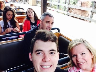 Disneyland May 2015