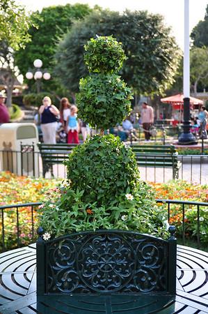 Disneyland September 1, 2009