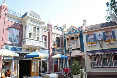 Disneyland September 2, 2009