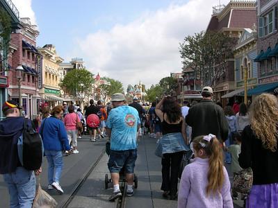 Disneyland, Southern California