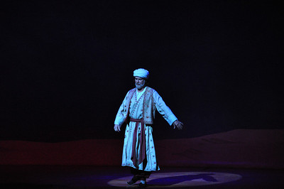 Disney's Aladdin Sept. 3, 2009