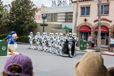 Disney's Hollywood Studios 2017