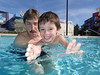 Added some extra fun to my love of photography. Tried out my new underwater Olympus Tough camera.<br /> Really really like it. Takes great snapshots underwater and above!