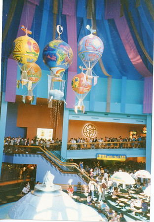 Disneyworld Orlando with Del